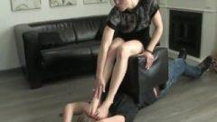 Dirty Feet Femdom