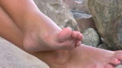 Provocative Exotic Feet