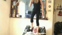 Laurie Roland Best Feet TRAMPLE