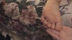 Sleepy Teen Girl Feet