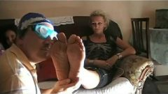 Stinky Feet Contest (Fetish Obsession)