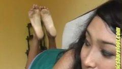 Huge Thai Feet