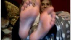 Chatroulette Girls Feet 194
