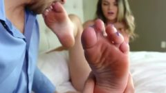 LoveHerFeet – He Caught Me Blowing My Toes And Wanking