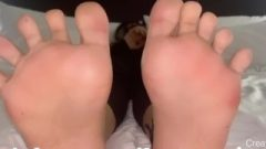 20 Year Old South American Feet . Soles And Toes Video @footsessions