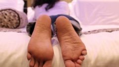 Nia's Candid Stinky Feet – Must See Soles – Indian Feet