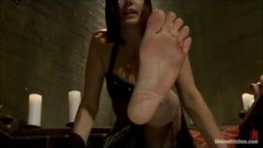 Controlled By Feet Of Titillating Mistress