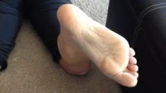 Kristin Feet Long Toes Hot 3