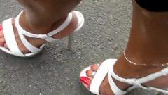 Old Soles In High Heels