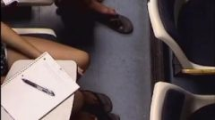 Candid Japanese School Whores Feet And Legs