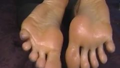 Size 12 Long Toes Get Greased