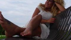 Melanie Yummy Feet