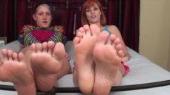 Feet Kink