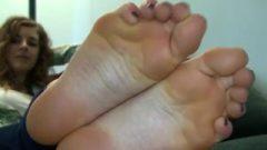 Fsm Ashlyns Candid Stinky Feet 6