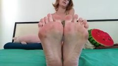 Feet Kink Jerk Off Instruction Nina Yo Wank Off Instructions With Russian Accent